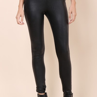 Jack by BB Dakota Roddy Snakeskin Leggings