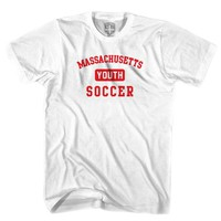 Massachusetts Youth Soccer T-shirt
