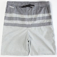 Hurley Chambles Mens Volley Shorts Navy  In Sizes