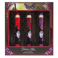 Wet n Wild Disney Villians Vixen's Kiss Lip Color Set, Maleficent