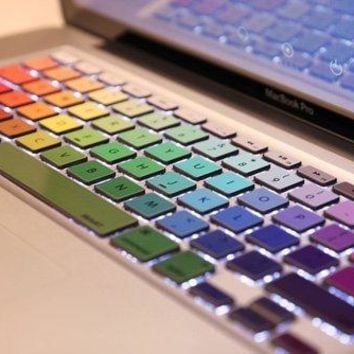 MacBook Keyboard Decals