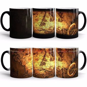 HE Lord Of The Rings Lord The Rings Mug Color Mug (Color: Black)