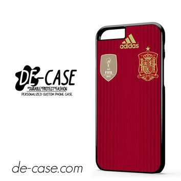 Spain Soccer Jersey For Iphone 6 Iphone 6S Iphone 6 Plus Iphone 6S Plus Case Phone Cas