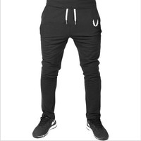 Men's Comfy Black Joggers