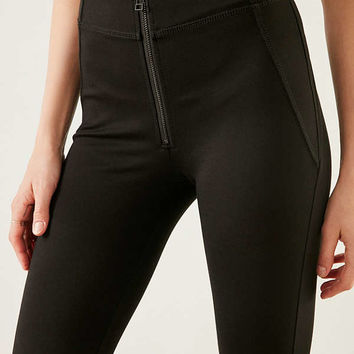 Silence + Noise Caroline Seamed Skinny Pant   Urban Outfitters