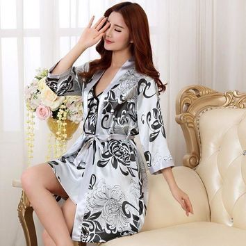 ESBONFI NEW Fashion women men nightwear sexy sleepwear lingerie sleepshirts nightgowns sleeping dress good nightdress lover's Homewear