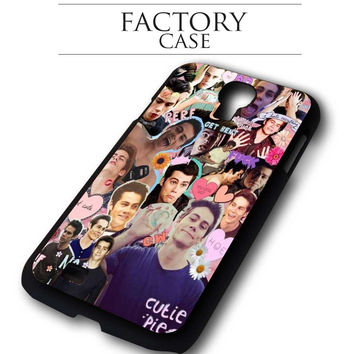 Dylan Obrien Collage iPhone for 4 5 5c 6 Plus Case, Samsung Galaxy for S3 S4 S5 Note 3 4 Case, iPod for 4 5 Case