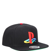 PlayStation Logo Snapback Hat
