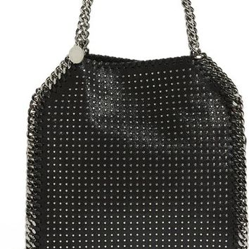 Stella McCartney 'Mini Falabella' Studded Faux Leather Tote | Nordstrom