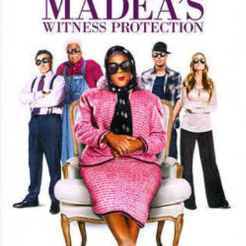 Tyler Perry's Madea's Witness Protection: Tyler Perry: 031398159544: