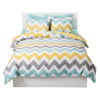 Room Essentials® Chevron Duvet Cover Set