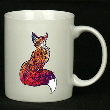 space fox For Ceramic Mugs Coffee *