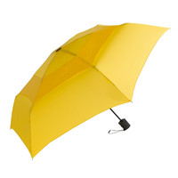 ShedRain WindPro Flatwear Umbrella in Sunbeam Yellow