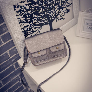 Stylish Korean Bags Casual Shoulder Bags [6582643143]