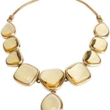 Yves Saint Laurent Vintage Reversible Necklace