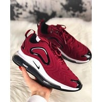 Nike Air Max 720 Air cushion jogging shoes-4