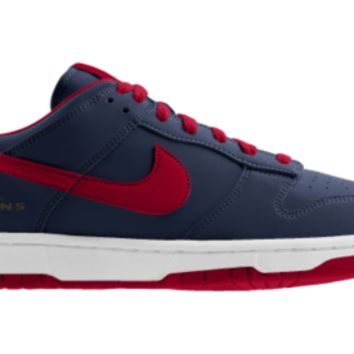 Nike Dunk Low NFL Houston Texans iD Custom