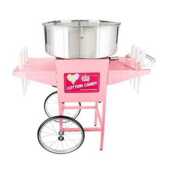 Cotton Candy Machine w/ Stand 21 inch Bowl Commercial 1 Year Warranty