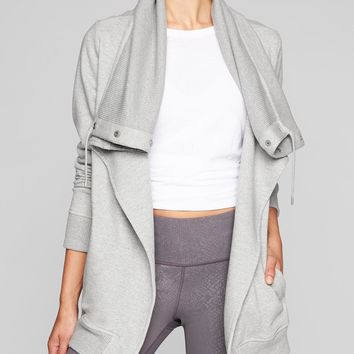 Wrapper's Delight Jacket|athleta