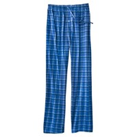 Hanes® Men's Lounge Pants - Blue Plaid