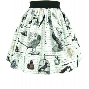 Hemet Women's Nevermore Aline Skirt