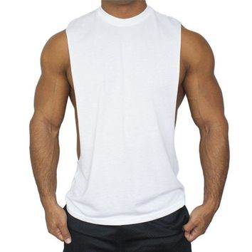 Running Vests Jogging Maxmessy Men Compression Base Layer Sleeveless Summer Gym Thermal Under Top Tees s Tank Tops Fitness T Shirts MC094 KO_11_1