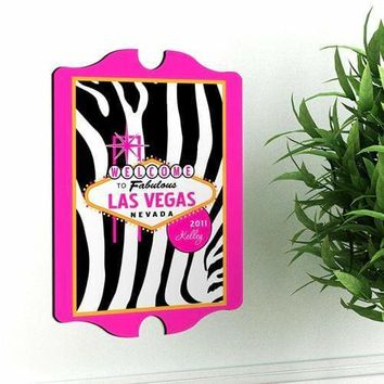 Gals Las Vegas Vintage Sign