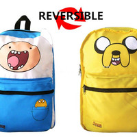 Reversible Adventure Time Backpack