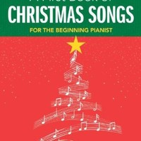 A First Book of Christmas Songs: 20 Favorite Songs in Easy Piano Arrangements (Dover Music for Piano)