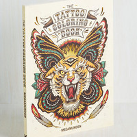 Rockabilly The Tattoo Coloring Book by Chronicle Books from ModCloth