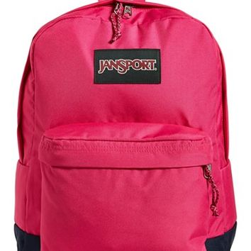 Women's JanSport 'Black Label - SuperBreak' Backpack