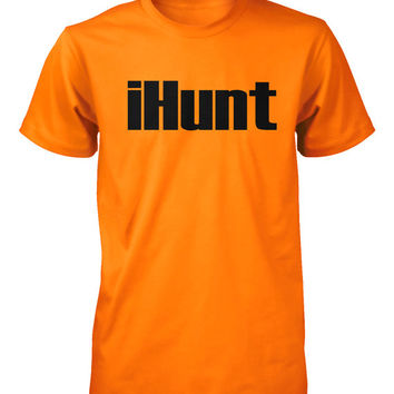 Hunting Shirt Love to Hunt Love Hunting Tee Mens Guys Unisex T-Shirt Tshirt Deer Hunter Duck Hunter Small Medium Large Xlarge 2X 3X 4X XL