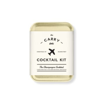 Champagne Carry On Kit