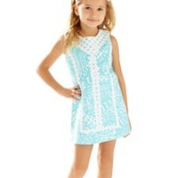 Girls Mini MacFarlane Shift Dress - Lilly Pulitzer