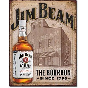 "Jim Beam ""THE BOURBON"""