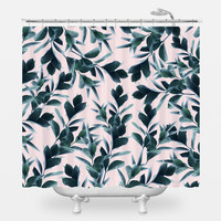 Evolving Limitation Shower Curtain