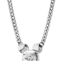 Street Chic Mickey Mouse Necklace