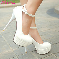VALLKIN Women Pumps High Heels