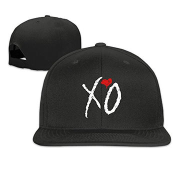 UANLA Xo The Weeknd Logo Snapback Baseball Cap Hats