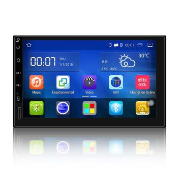"""7"""" Android 5.1GPS Bluetooth Navigation Car Stereo Player Touch Screen USB 3G WIFI USB Rear Camera"""