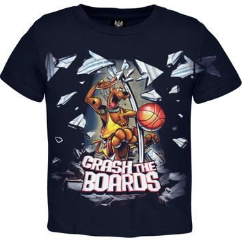 Scooby Doo - Crash The Boards Juvy T-Shirt