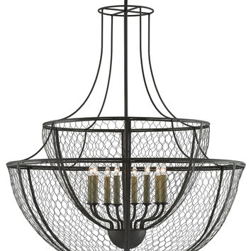 Currey Company Winton Chandelier