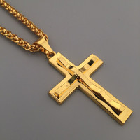 Shiny Gift New Arrival Stylish Jewelry Fashion Hip-hop Club Necklace [6542720515]