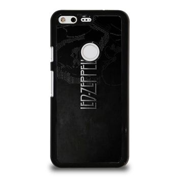LED ZEPPELIN LYRIC Google Pixel Case Cover
