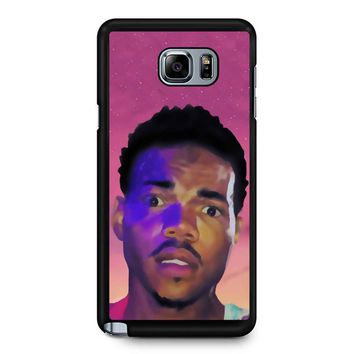 Chance The Rapper 5 Samsung Galaxy Note 5 Case