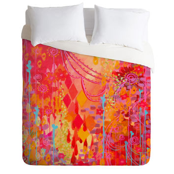 Stephanie Corfee In My Heart Duvet Cover