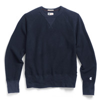 Inside Out Sweatshirt in Mast Blue