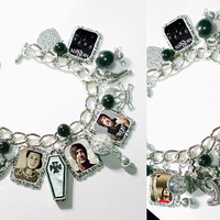 Of Mice and Men Austin Carlile Charm Bracelet