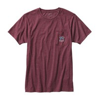 Patagonia Men's Moonset Cotton/Poly Pocket T-Shirt