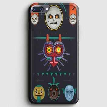 Moon The Legend Of Zelda Majora iPhone 8 Plus Case | casescraft